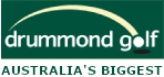 Drummond Golf logo